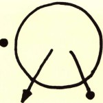 Seal of the Left Hand Path Indicates Black magic and the path to Satan.
